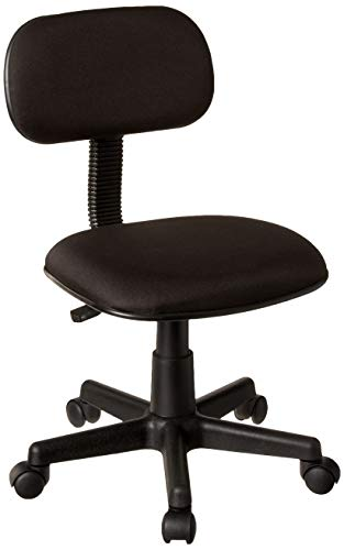 B205-BK Fabric Steno Chair
