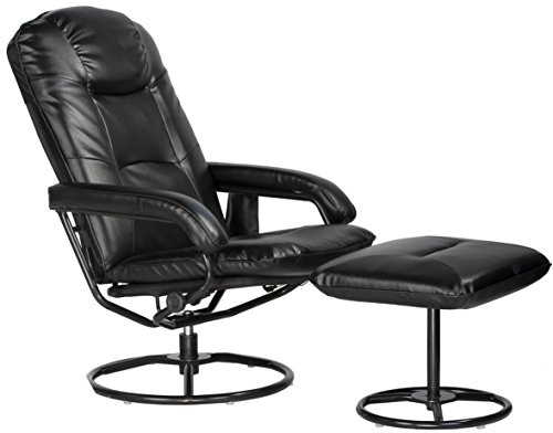 Comfort Products Leisure Recliner Chair with 10-Motor Massage & Heat
