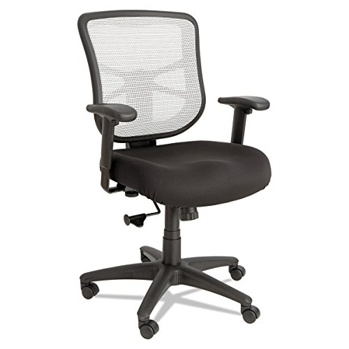 Alera Elusion Mesh Mid-Back Swivel/Tilt Chair