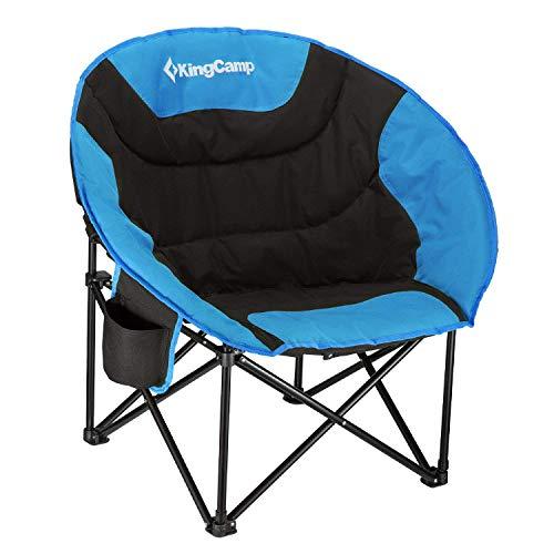 KingCamp Moon Leisure Lightweight Portable Folding Chair