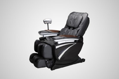 Full Body Zero Gravity Shiatsu Massage Chair Recliner Soft 3D Hand Massage EC01