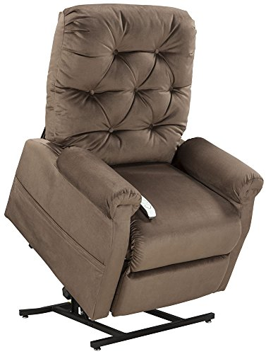 Mega Motion Lift Chair LC-200 3 Position Rising Electric Power Chaise Lounger
