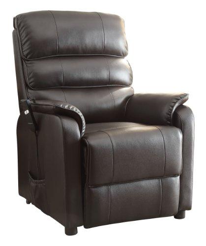 Homelegance 8545-1LT Power Lift Recliner Chair