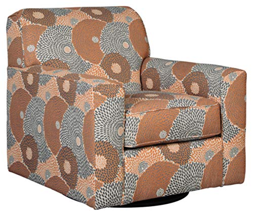 Signature Design by Ashley Renley Swivel Glider Accent Chair