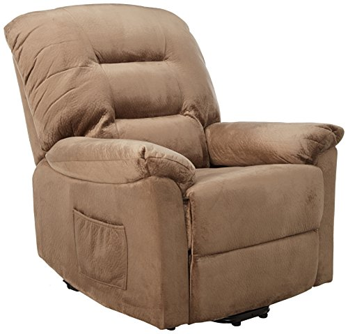 Coaster Home Furnishings Casual Power Lift Recliner