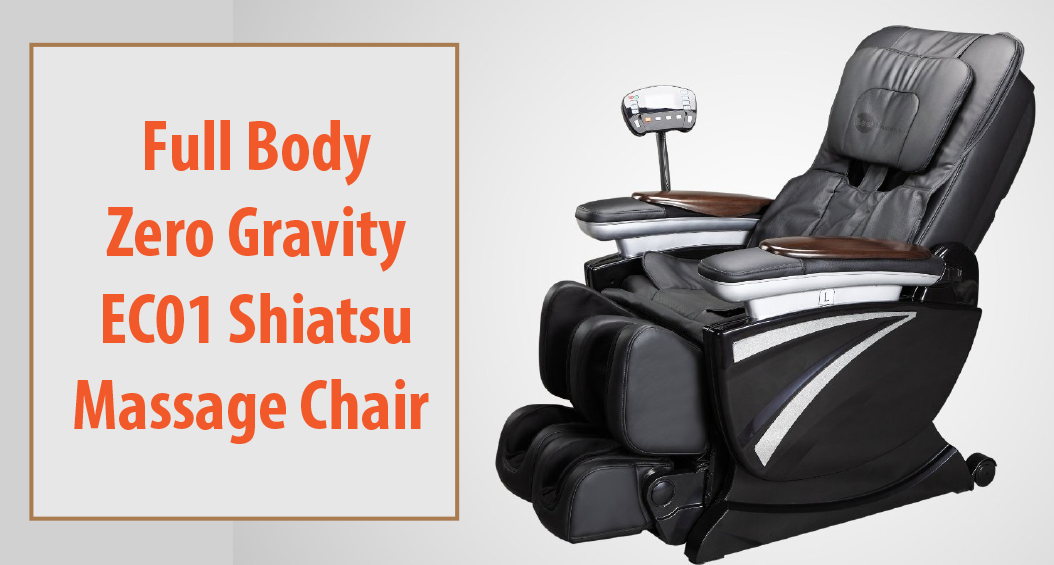 Zero Gravity Shiatsu Massage Chair