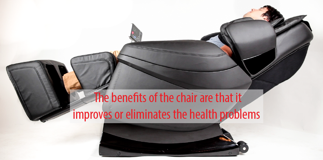 Best Massage Chair Can Help Eliminate Health Problems