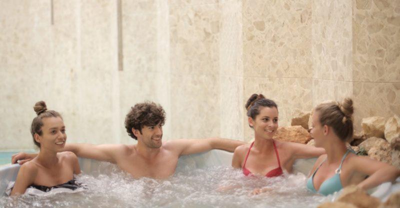 Massage Chair Vs Hot Tub