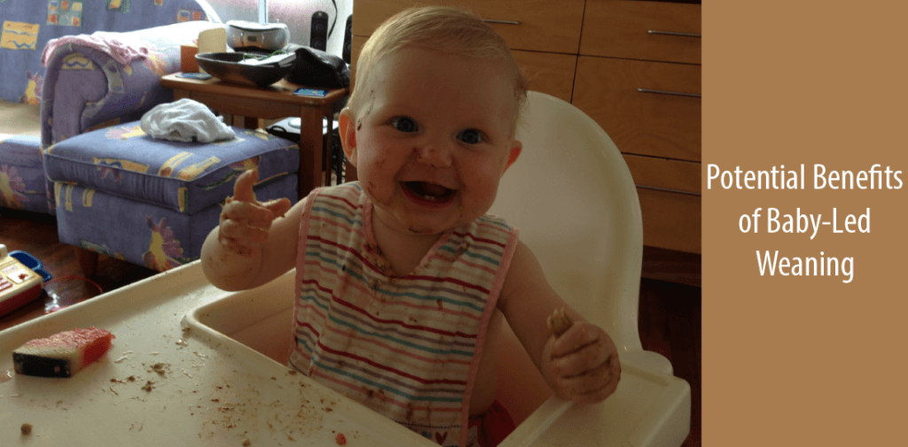 Potential Benefits Of Baby-Led Weaning