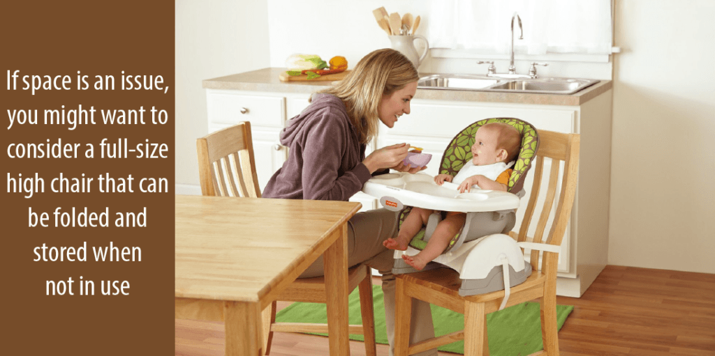 Types Of Travel High Chair