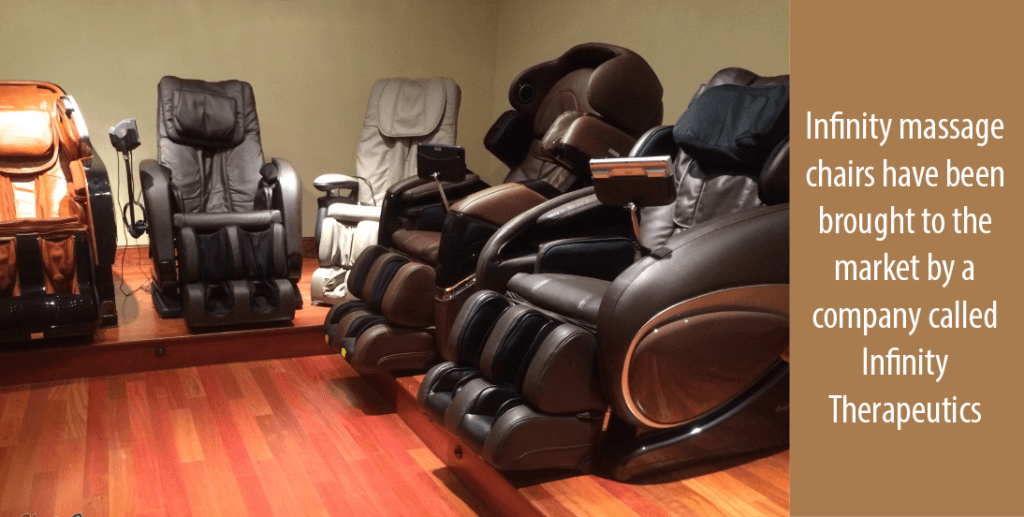 what to know more about Infinity massage chair