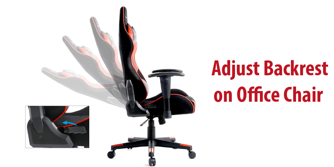 Adjust Backrest On Office Chair
