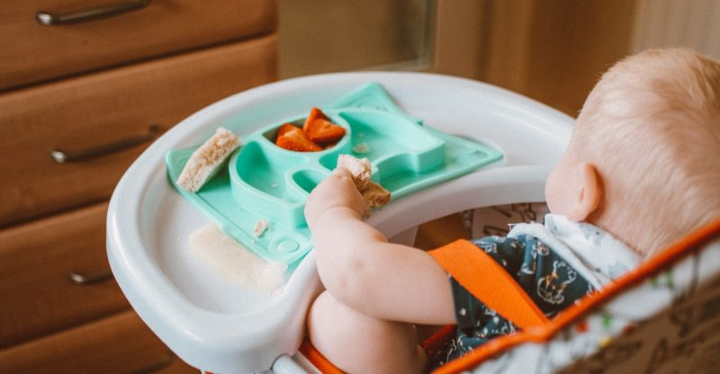 Highchair For Baby Led Weaning