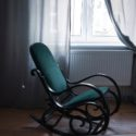 Paint A Wooden Rocking Chair