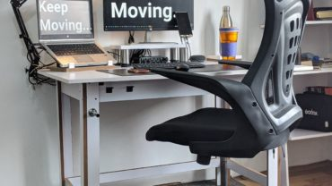 Adjust Backrest Office Chair