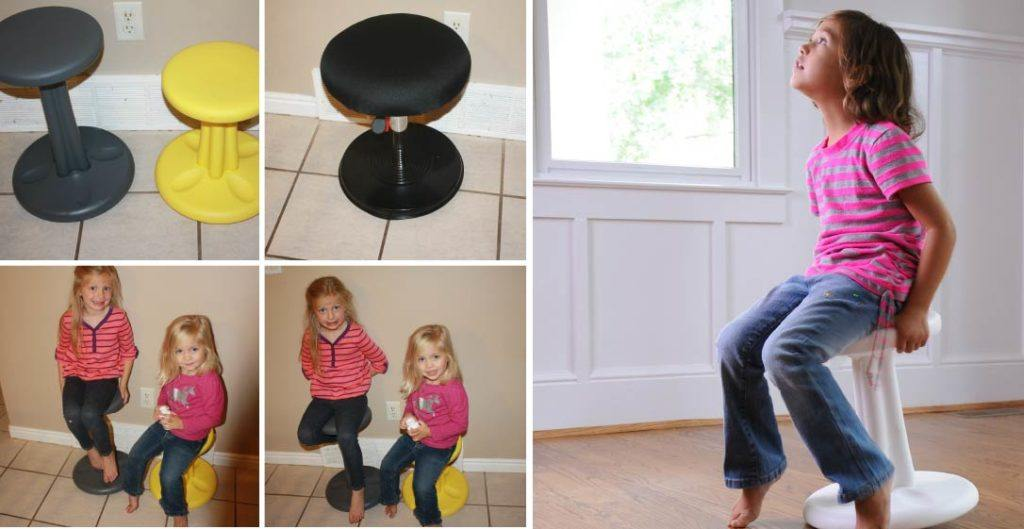 What Does User Say About Kore Patented WOBBLE Chair?