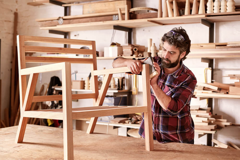 How A Wooden Chair Is Made
