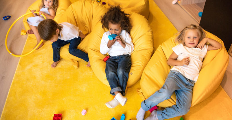 Best Bean Bag Chairs For Kids And Toddlers