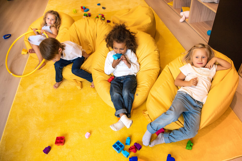Best Bean Bag Chair For Kids and Toddlers