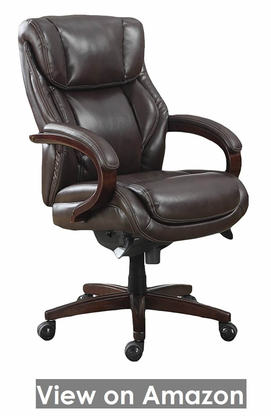 Bellamy Executive Bonded Leather Office Chair