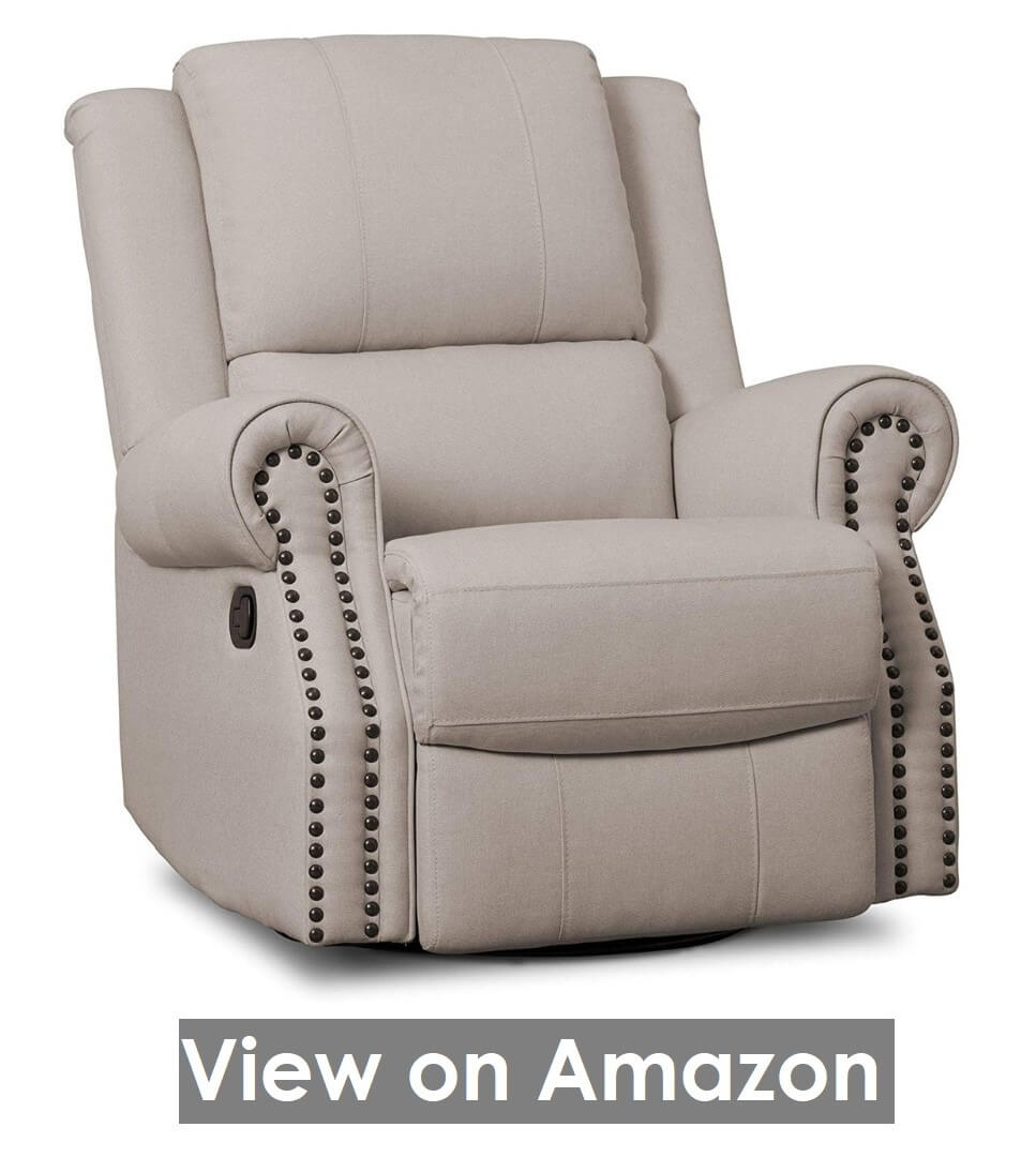 Dylan Nursery Recliner Glider Swivel Chair
