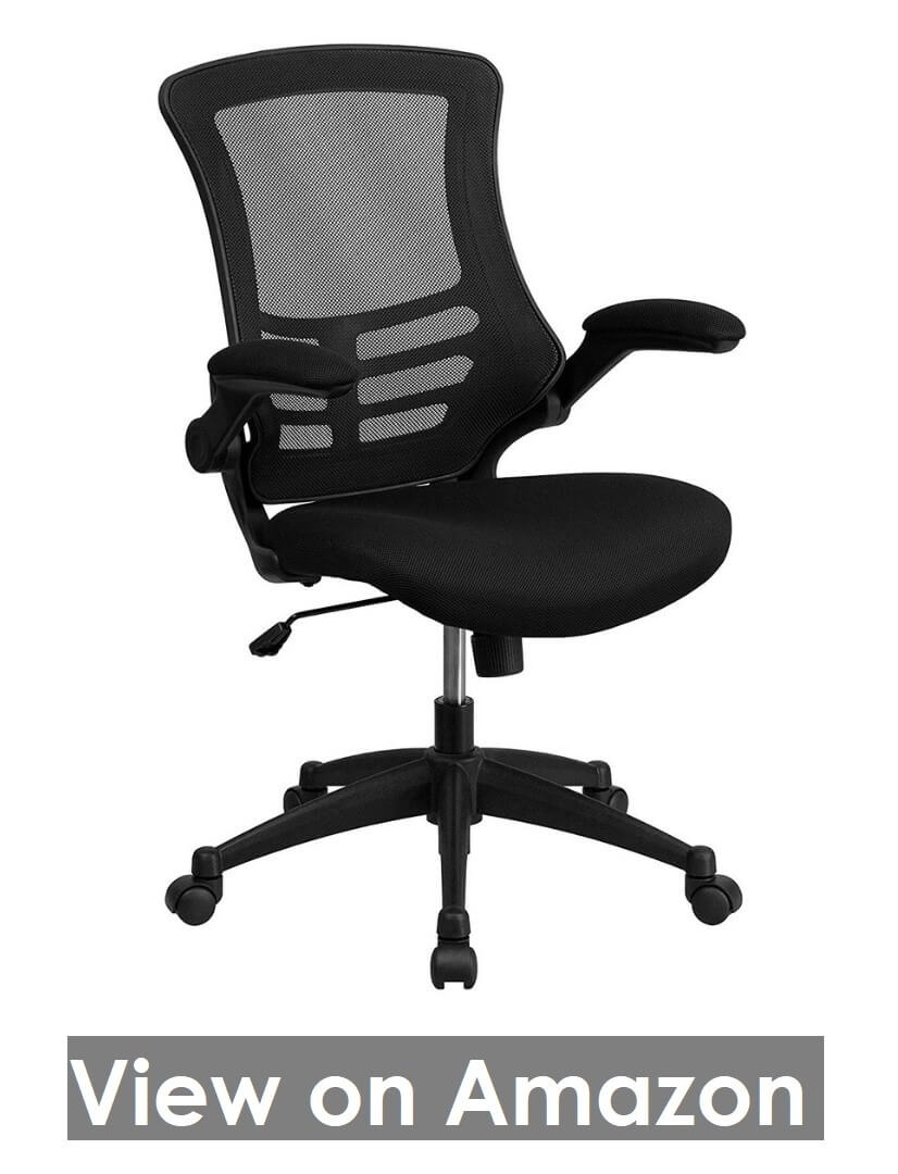 Mid-Back Mesh Chair by Flash Furniture