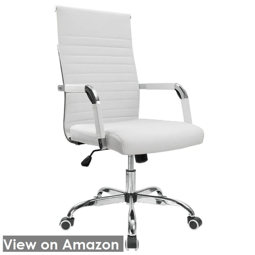 Furmax Ribbed Office Desk Chair